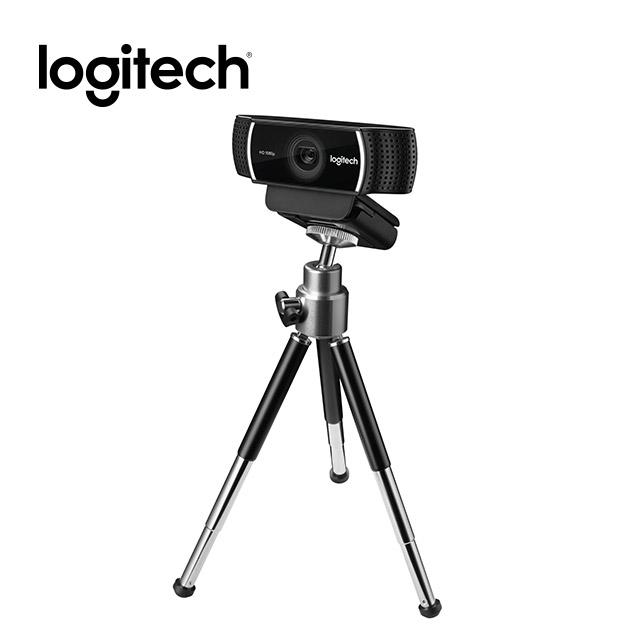 羅技 C922 PRO STREAM網路攝影機 5