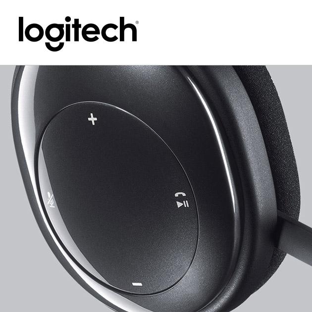 羅技 H800 藍牙無線耳機麥克風 3