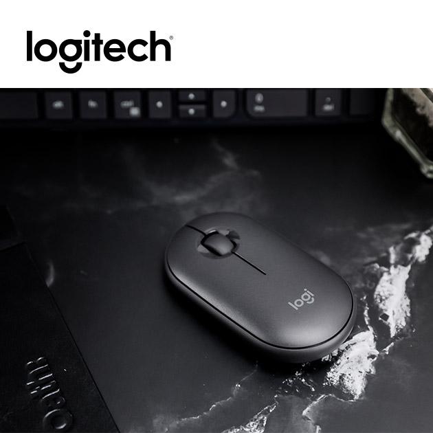 羅技 Pebble M350 鵝卵石無線滑鼠 3