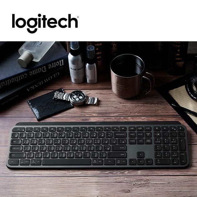 羅技 MX KEYS 無線鍵盤(僅鍵盤) 5