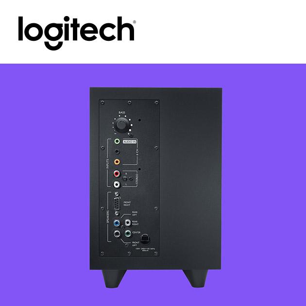 羅技 Z506 5.1聲道環繞音箱 5