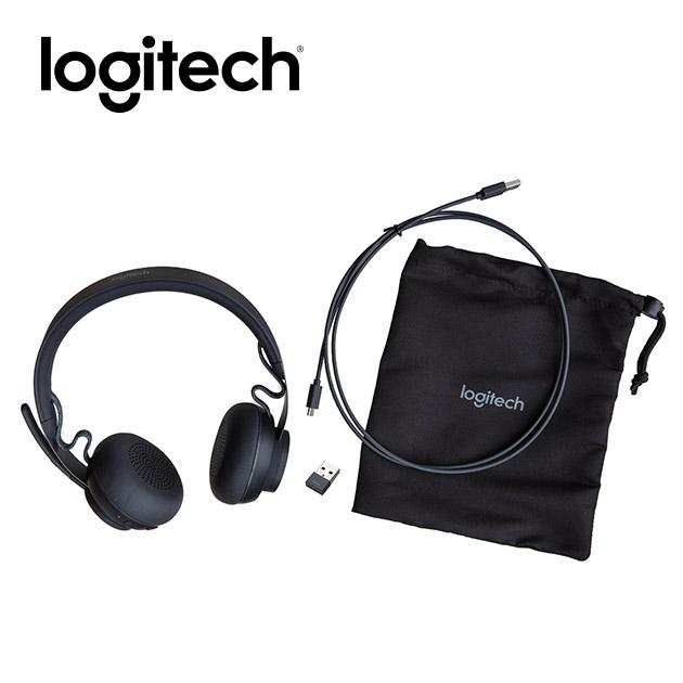 羅技 Zone Wireless耳機麥克風<br><二種規格> 3