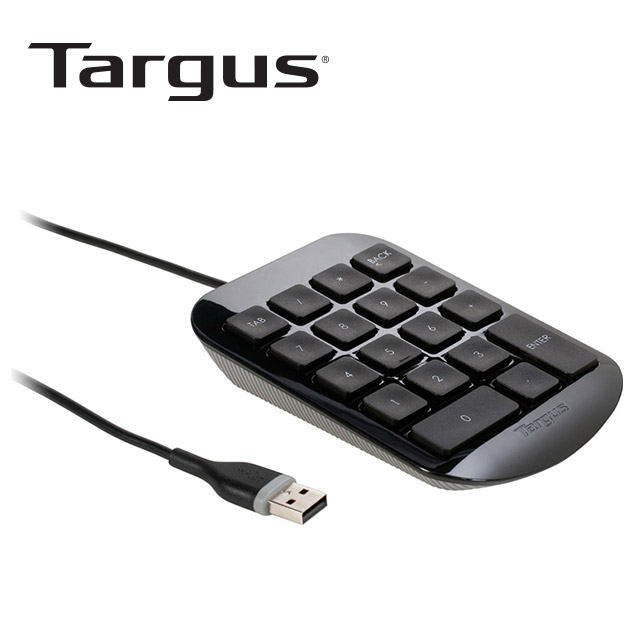 泰格斯 AKP10 黑潮數字鍵盤 1