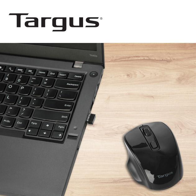 泰格斯 AMW605 無線四鍵光學滑鼠 2